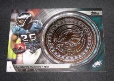 2014 Topps LeSEAN McCOY - NFL Kickoff Coin Insert - BILLS Eagles - PITT Panthers