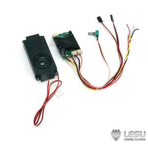 LESU 3T Sound System for 1/14 Scale RC DIY TAMIYA Tractor Truck  Trailer