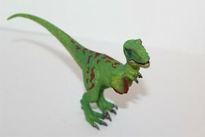 Dinosaur Velociraptor Schleich Figure Made In Germany 6 1/2""