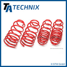 TA TECHNIX Springs Front Lowering 60/1 9/16in - BMW E34 5ER Saloon 518i - 520i