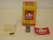 2000 Hallmark Peanuts Gallery Five Decades of Charlie Brown (Nib)