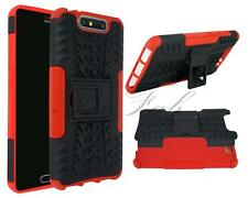 For ZTE Blade V8 New Genuine Shock Proof Builder Stand Phone Case Cover