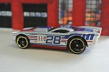 Hot Wheels Gov'ner - Chrome - Loose - 1:64