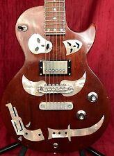 Justin Sain Guitars, Keith Richards Macabre Replica. . .