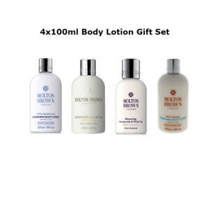Molton Brown- 4x100ml BODY LOTION Gift Set