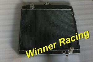 Aluminum Radiator Fit Mercedes Benz S-CLASS W108/W109/W111 300SEL/280SE AT 68-72