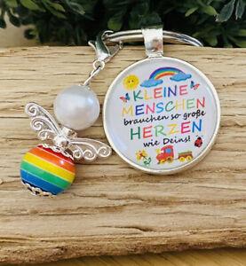 Kleine Menschen Geschenk Erzieherin Kita Kindergarten Abschied Tagesmutter Danke