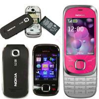Refurbished Original Nokia 7230 Mobile Cell Phone GSM Bluetooth Camera MP3 Phone