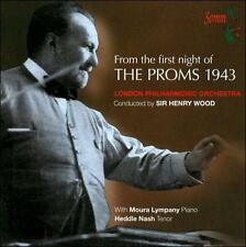 First Night of the Proms 1943, New Music
