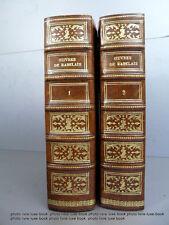 Rabelais Writings 1783 Gargantua Pantagruel Dive Bottle Bibliophily Bastien