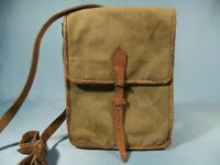 Rare Vintage Russian Soviet Union USSR Military Army Officer Case Bag 1960s