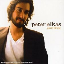Peter Elkas - Party of One [New CD] France - Import