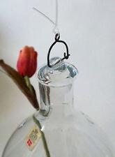 70s Holmegaard Hänge Vase suspension Michael Bang glass verre pendre annees 70