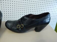 Womens Indigo by Clarks shoes - size 11 - black - # 83865
