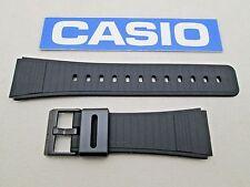 Genuine Casio Data Bank DBC-62 CBA-10 CFX-40 DBC-31 DBC-61 DBC80 watch band 22mm