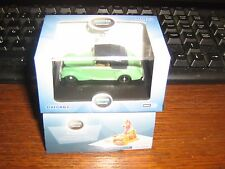 OXFORD DIE-CAST - ARMSTRONG SIDDELEY HURRICANE (CLOSED TOP) GREEN  -  00 /1:76