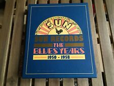 Sun Records - The Blues Years 1950-1958 - 8-CD-Box-Set