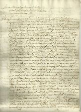Cronaca Arresto Parlamento Bordeaux Cardinale F. d'Escoubleau de Sordis 1601