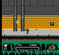 Ghostbusters II 2 - NES Nintendo Game