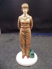 """Royal Doulton Queen Elizabeth II Limited Edition Figurine """"Army Days"""""""