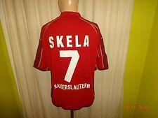 "1.FC Kaiserslautern Kappa Heim Trikot 2005/06 ""DVAG"" + Nr.7 Skela Gr.XL- XXL TOP"