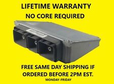 03/04 FORD/LINCOLN  ECM 3W6A-12A650-AH LIFETIME WARRANTY! NO CORE!