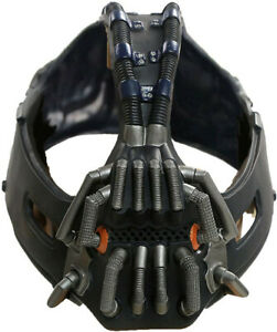 Batman Bane The Dark Knight Rise Cosplay PVC Mask Helmet Cos Props Halloween