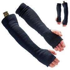 100% Kevlar Heat Arm Sleeve Elbow Protect Welding Archery Motorcycle Keep Warmth