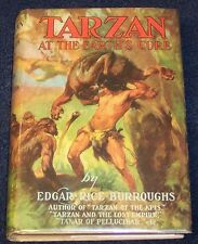 TARZAN at the EARTH'S CORE Edgar Rice Burroughs (PELLUCIDAR SERIES) 1948 ERB Inc