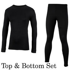SET THERMAL Polypropylene Underwear Top Long Johns / SMALL