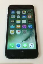 APPLE IPHONE 7 A1778 256GB JET BLACK GREAT CONDITION IMEI BLOCK IN AUSTRALIA