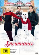 Snowmance DVD CHRISTMAS TV MOVIES SNOW ROMANCE BRAND NEW R4