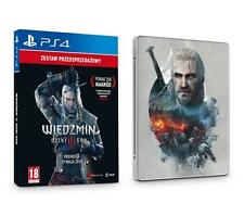 The Witcher 3 Steelbook - SKELLIGE - LIMITED EDITION - G2
