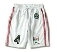 Billionaire Boys Club BB Striker Shorts in White Sz M L XL 881-3104