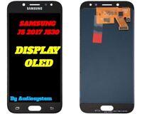 DISPLAY LCD OLED +TOUCH SCREEN per SAMSUNG GALAXY J5 2017 SM-J530F NERO VETRO
