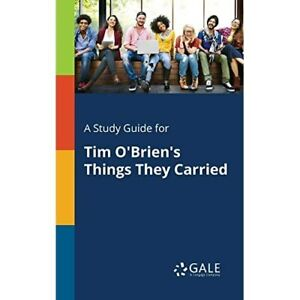 A Study Guide for Tim O'Brien's Things They Carried - Paperback NEW Gale, Cengag