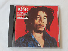 Bob Marley and the Wailers Rebel Music 1986 Island Records Get Up Stand Up