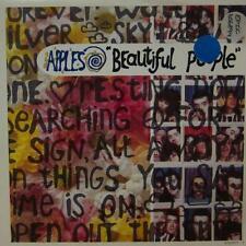 "The Apples(7"" Vinyl P/S)Beautiful People-Epic-656894 7-Netherlands-Ex/NM"