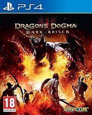 PS4 Spiel Dragon's Dogma Dark Arisen  NEUWARE
