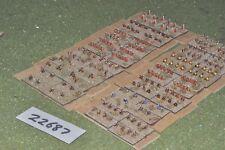 6mm Roman Era / roman - legionaries 190 figures - inf (22687)