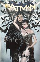 Batman #50 Forbidden Planet/ Jetpack Exclusive Jim Balent Variant