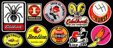 Motor Parts Vinyl Sticker Pack #1