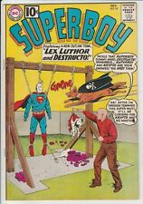 Superboy #92 strict Vf/Nm 9.0 High-Grade 1st Appearance - Destructo Richmond