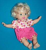FISHER PRICE LITTLE MOMMY SWEET AS ME HEAD OF THE CLASS SCHOOL GIRL *NEW*