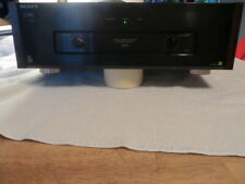 SONY TA-N55ES  2 CHANNEL STEREO POWER AMPLIFIER 110 WPC/1 CHANNEL MONO 300 WPC