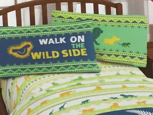 Kohl's Disney The Lion King Twin Sheet Set - Walk on the Wild Side
