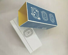 DIPTYQUE PARIS EMPTY TRIO 70g CANDLE BOX Mina Perhonen Collection