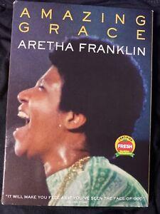Aretha Franklin - Amazing Grace BRAND NEW SLIP COVER!