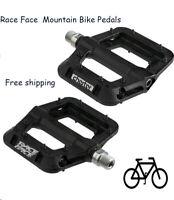 RaceFace Chester MTB Mountain Bike Pedal,Black