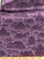 """FQ Hoffman Int'l """"Kimono Collection"""" Lavender/Purple Cotton Fabric FQ"""